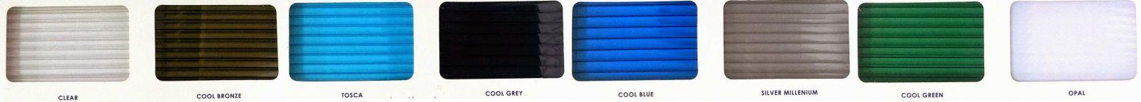 Giá tấm lợp lấy sáng cách nhiệt thông minh composite sợi thủy tinh polycarbonate tại TPHCM