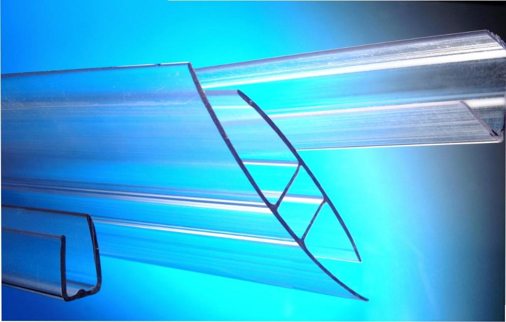 Tấm lợp lấy sáng thông minh polycarbonate solarlite Clear ảnh 1