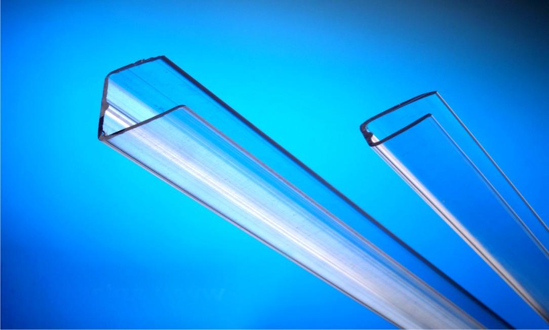 Tấm lợp lấy sáng thông minh polycarbonate solarlite Clear ảnh 2