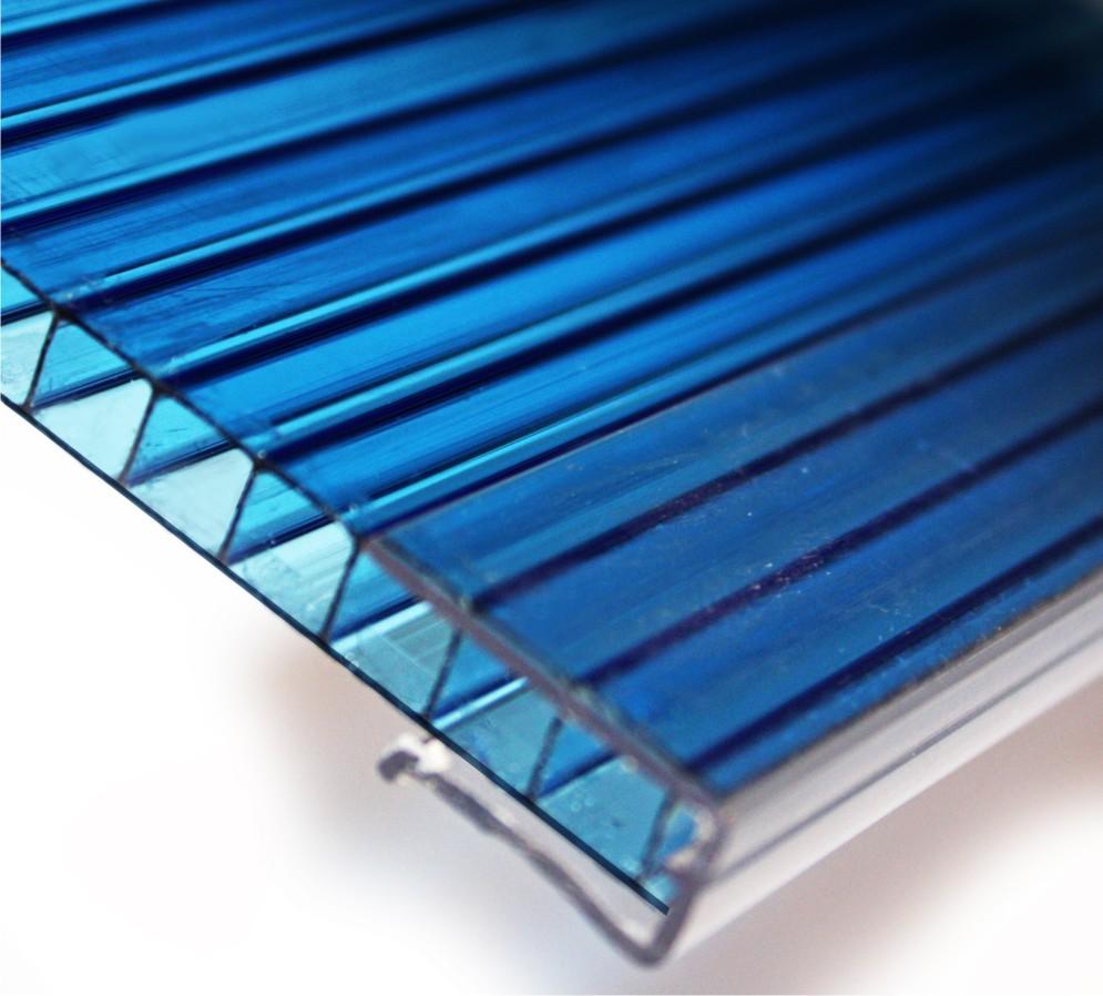 Tấm lợp lấy sáng thông minh polycarbonate solarlite Clear ảnh 3