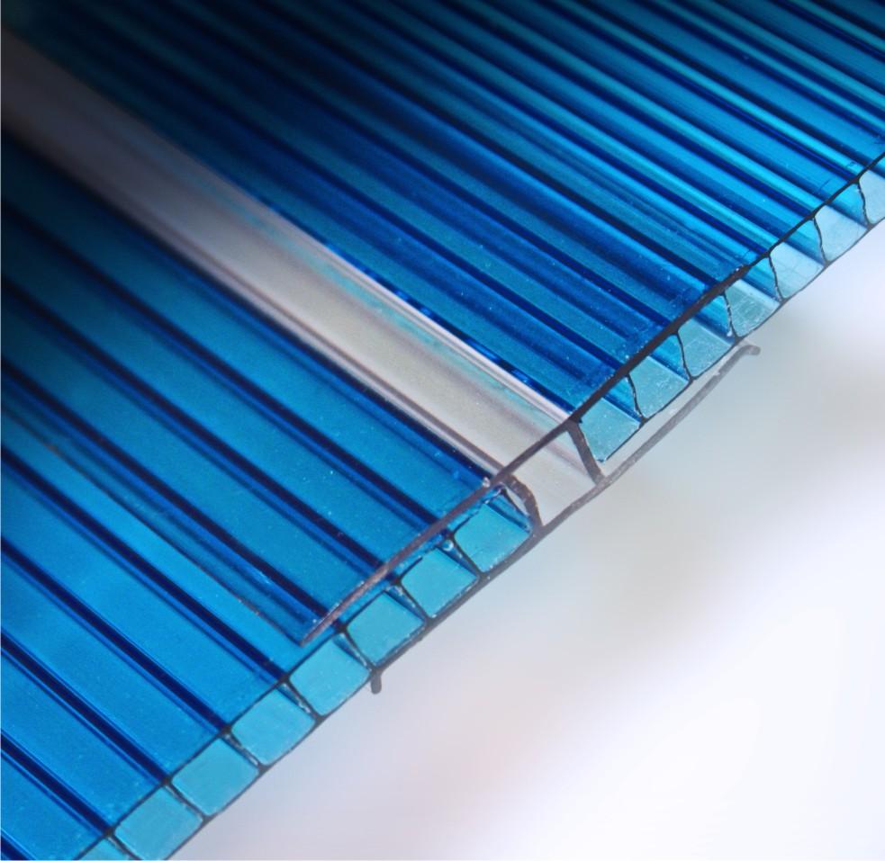 Tấm lợp lấy sáng thông minh polycarbonate solarlite Clear ảnh 4