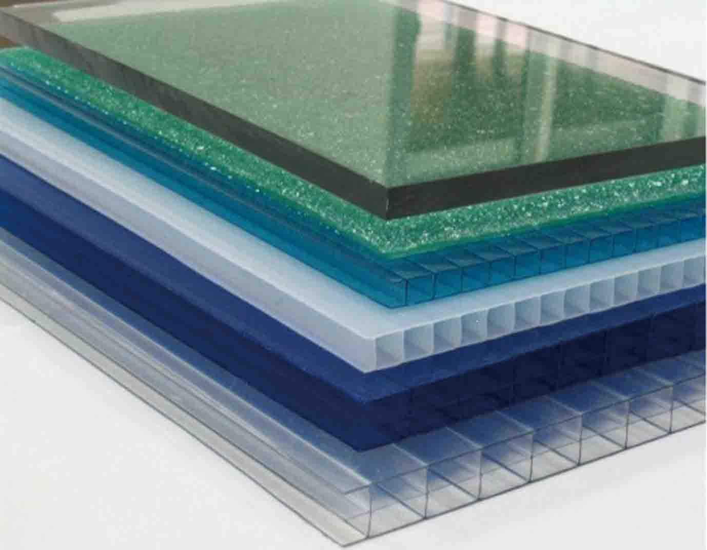 Tấm lợp lấy sáng thông minh polycarbonate solarflat cao cấp giá rẻ