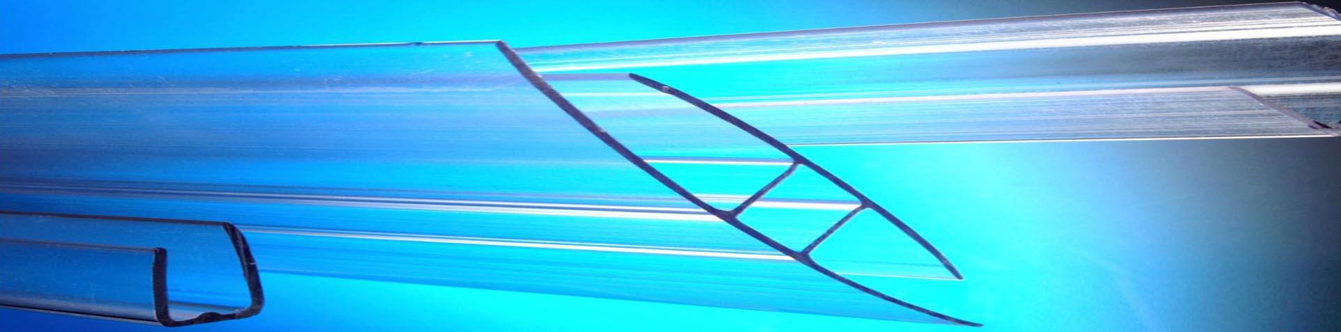 Phụ kiện nẹp nhựa thì công tấm lợp polycarbonate chính hãng