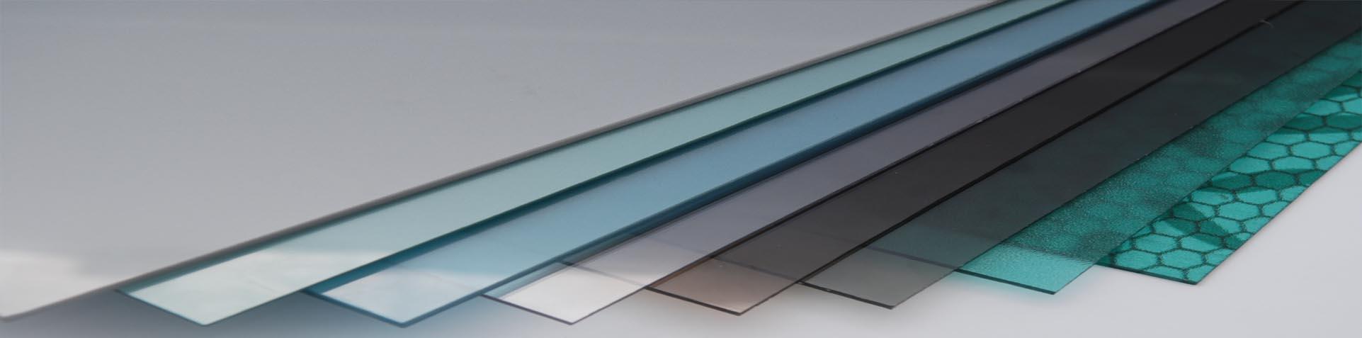 Tấm nhựa lợp mái lấy sáng thông minh polycarbonate dạng đặc ruột