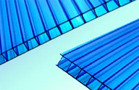 Tấm lợp lấy sáng thông minh poly Twinlite Cool Blue