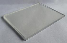 Tấm lợp lấy sáng thông minh polycarbonate đặc ruột trắng trong clear